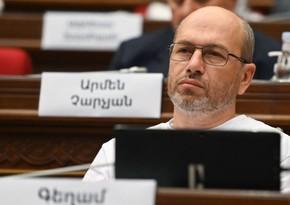 После драки в парламенте Армении госпитализировали депутата