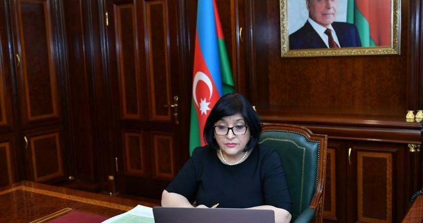 Sahibə Qafarova: MDB PA əməkdaşlığın inkişafı üçün mühüm alətə çevrilib