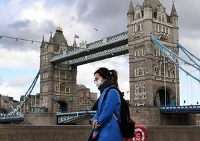 Britaniyada gündəlik ölüm sayı rekord həddə çatıb