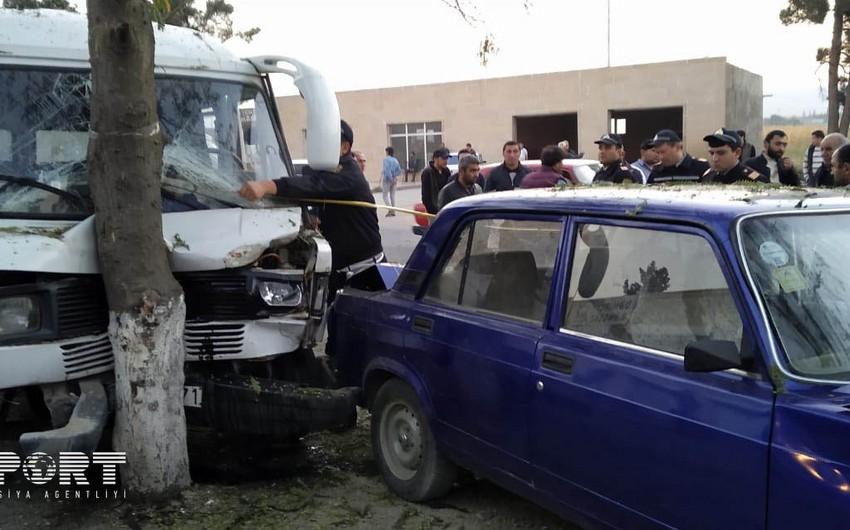 Tovuzda yol qəzası nəticəsində yaralananların adları məlum olub - FOTO - YENİLƏNİB - SİYAHI