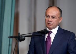 Former Armenian Defense Minister's son injured