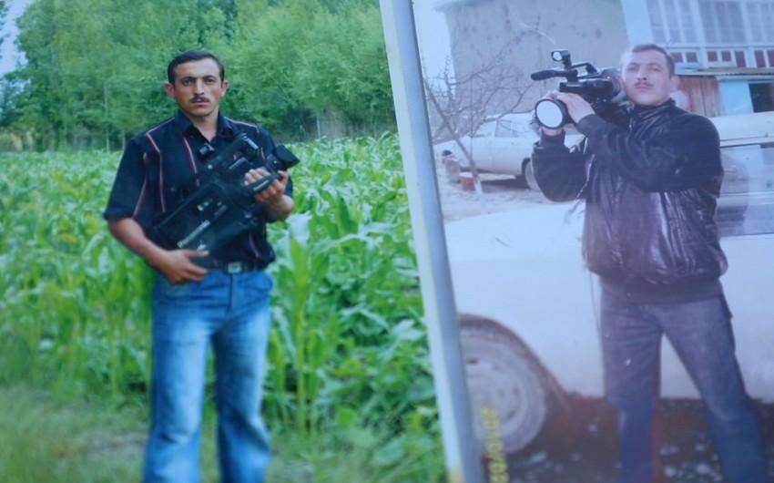 Bərdə terrorunda həlak olan videooperatorun həyat hekayəti