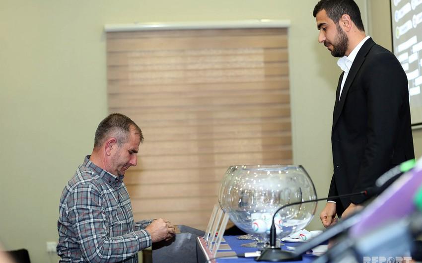 Azərbaycan Premyer Liqasında yeni mövsümün püşkü atıldı