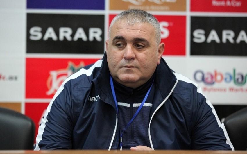 Turan Tovuz komandasına yeni baş məşqçi təyin olunub