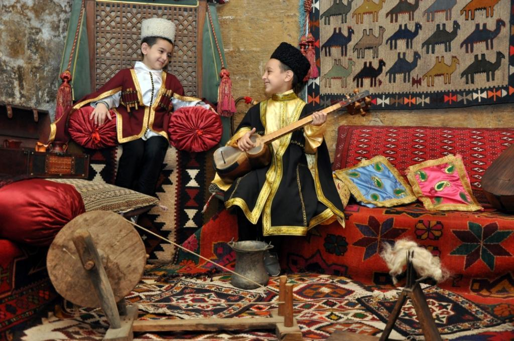 Baku to host International Children's Mugham Festival