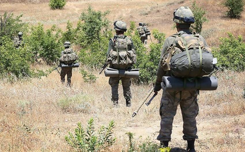 ВС Турции уничтожили 13 террористов на севере Ирака