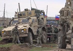 Rusiya hərbçiləri Suriyada yaralanıb