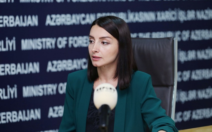 Leyla Abdullayeva: We call on Armenia to accept new regional realities