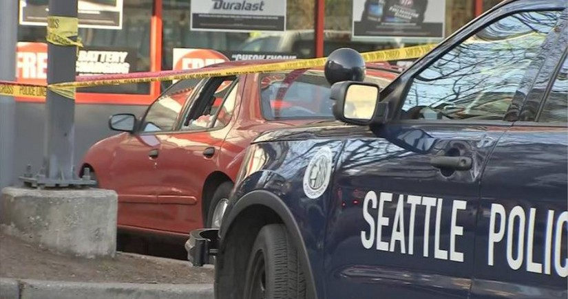 US shooting: Several hurt in Seattle shooting