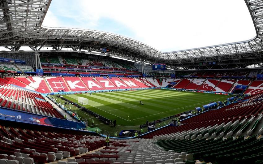 DÇ-2018: Braziliya və Belçika yığmalarının start heyətləri müəyyənləşib