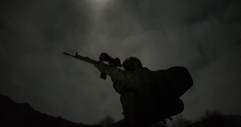 Turkish army neutralizes 5 terrorists