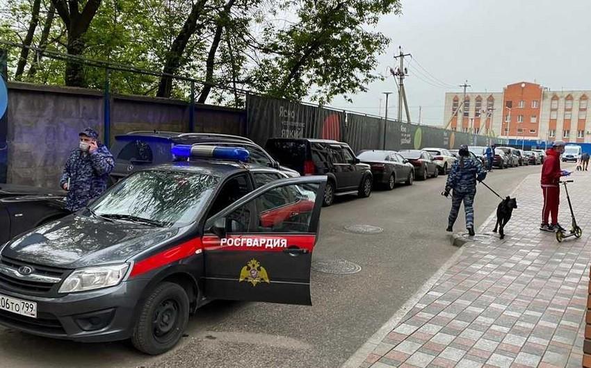 Moskvada atışma ilə əlaqədar 9 nəfər saxlanılıb - YENİLƏNİB