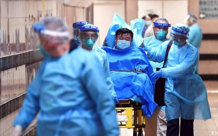 Çində koronavirusdan ölənlərin sayı 3 119 nəfərə çatıb