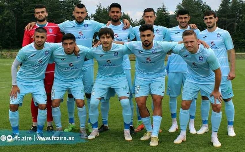Zirə Türkiyə klubunu məğlub edib
