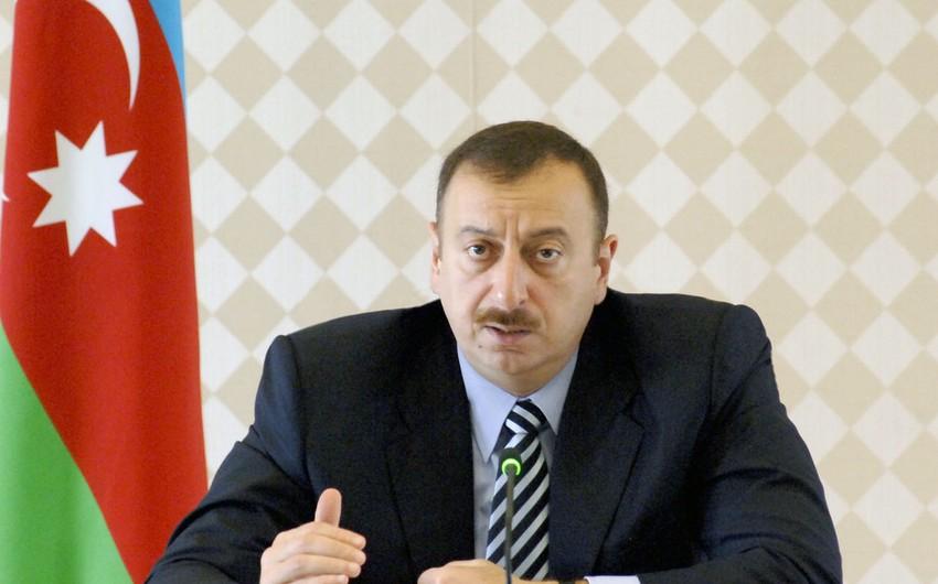 """Prezident İlham Əliyev: """"Bakı və Moskva arasında təcrübə mübadiləsi səmərəli olacaq"""""""