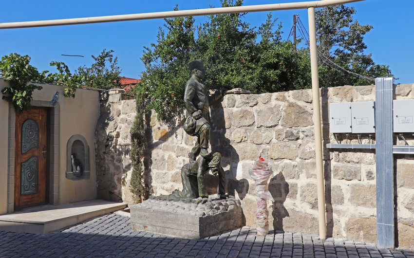 Zibillikdən turizm mərkəzinə çevrilən Balaxanı