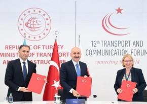 Подписан протокол по железнодорожной линии Баку-Тбилиси-Карс