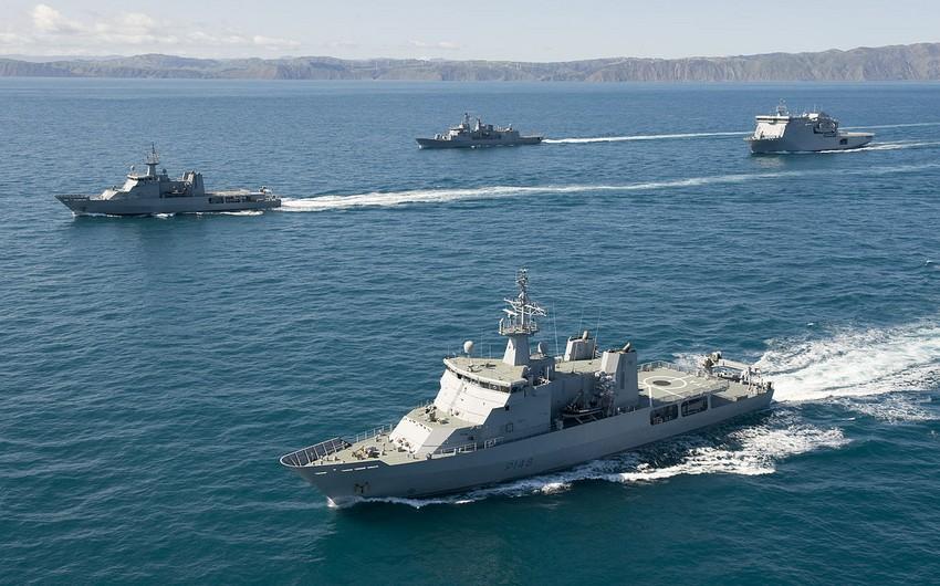 ABŞ Çini Cənubi Çin dənizindəki hərbi təlimlərinə görə qınadı