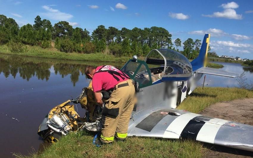 Во Флориде разбился легкомоторный самолёт