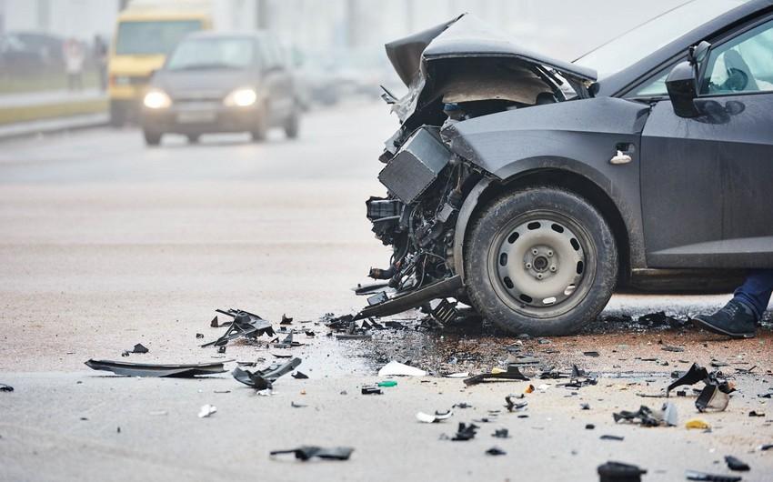 Ötən gün yol qəzalarında 4 nəfər ölüb