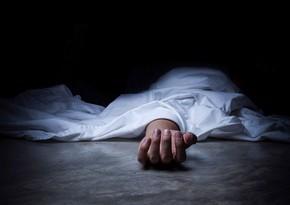 В Гяндже обнаружили труп пожилого мужчины