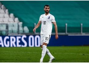 Mahir Emreli to miss match against Serbia due to COVID-19