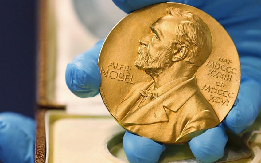 Kimya üzrə Nobel mükafatı laureatlarının adları açıqlanıb