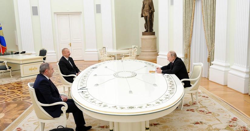 Moskva görüşü - əməkdaşlığa doğru