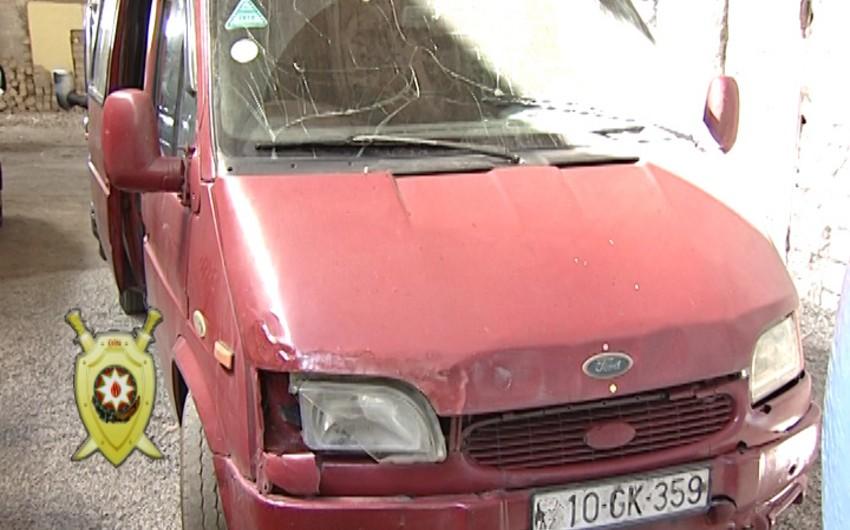 Sumqayıtda qanunsuz sərnişindaşıma ilə məşğul olan avtobus sürücülərinə qarşı reyd keçirilib - VİDEO