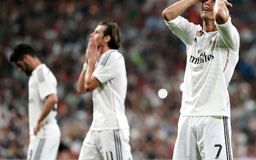 Чемпионат Испании:Реал сыграл вничью с Валенсией - ВИДЕО