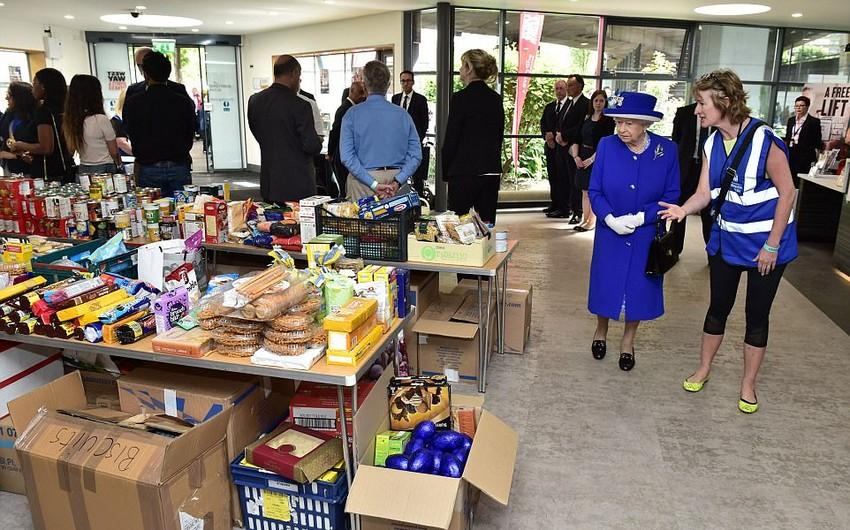 Елизавета II призвала поддержать пострадавших в результате терактов и лондонского пожара