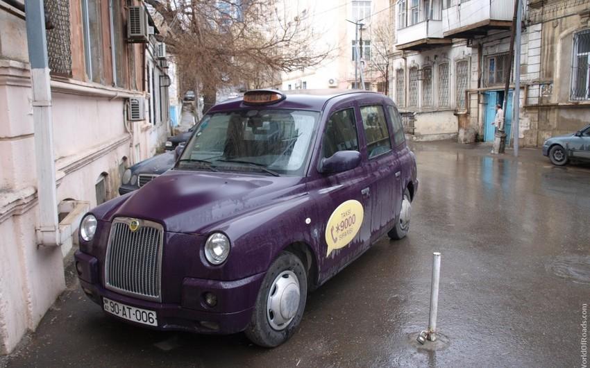 """""""London Taxi"""" piyadanı vuraraq öldürüb"""