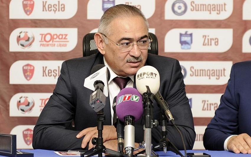 Ramin Musayev: Çalışırıq ki, haqq-ədalətin olduğu bir çempionat təşkil edək