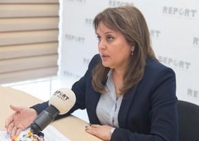 Umayra Tağıyeva: Sel görüntüləri Hacıkəndə aid deyil