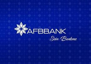 """""""AFB Bankın mənfəəti 60% azalıb"""