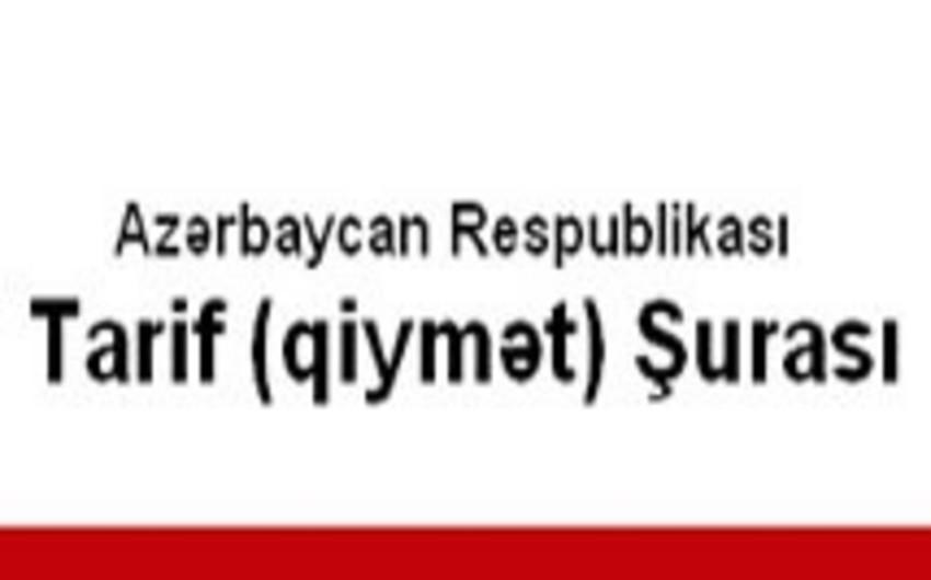 Azərbaycan Tarif Şurasının işçilərinin sayı artırılıb