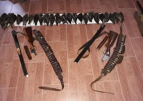 В Масаллы задержаны браконьеры