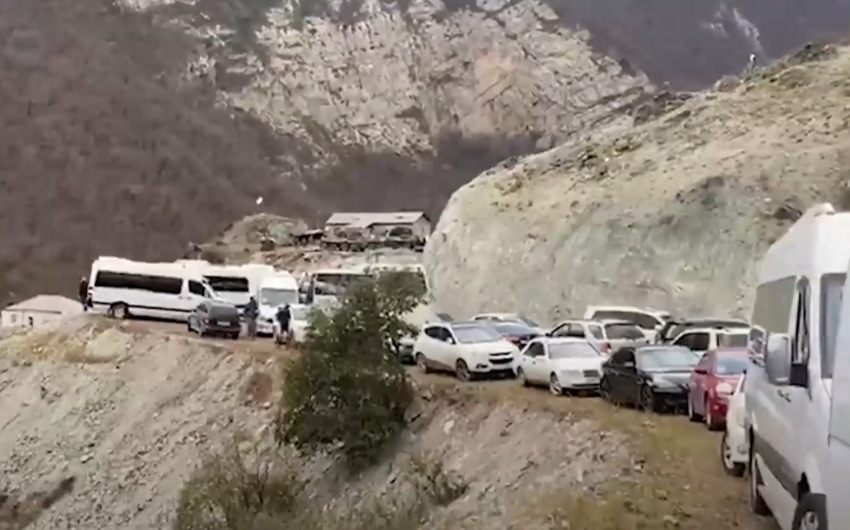 Armenians are leaving Kalbajar