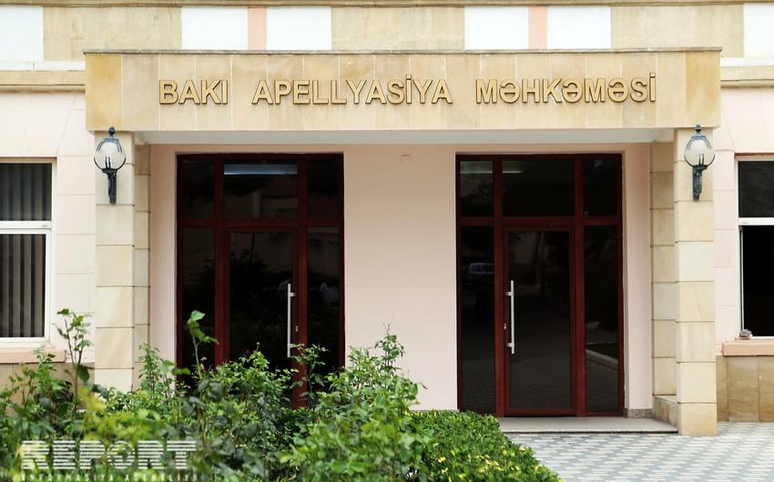 Бакинский суд отказался вернуть имущество семье полковника МНБ