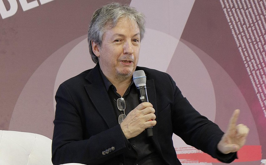 Eminent Mexican writer David Toscana for the first time in Baku