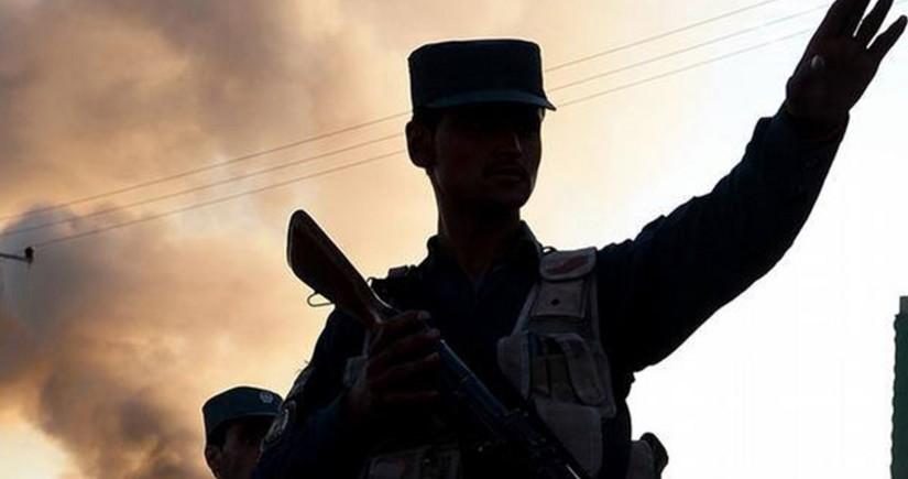 Əfqanıstanda keçid məntəqəsində mina partlayıb, 3 polis ölüb
