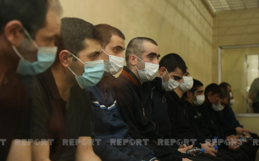 Armenian terrorists: We intended to put up armed resistance to Azerbaijani servicemen