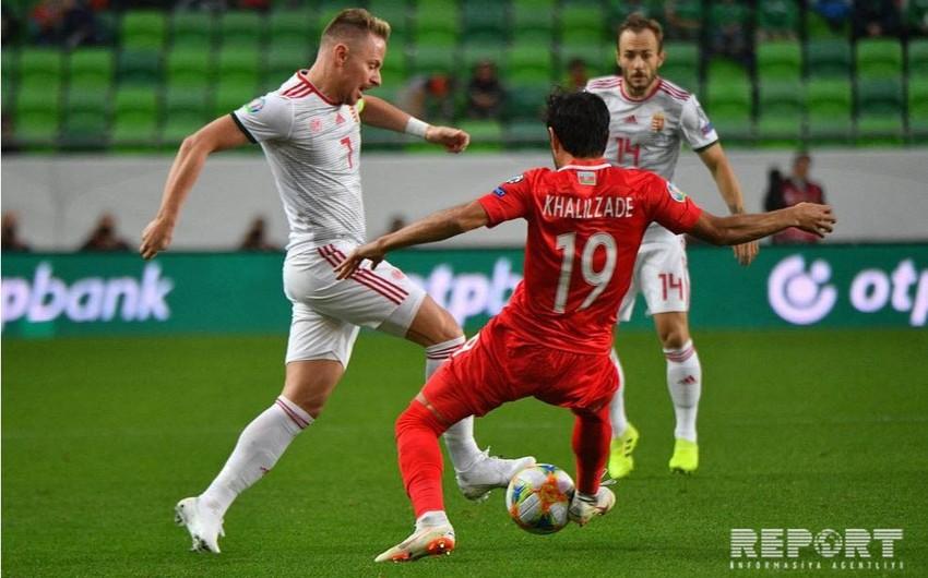 ЕВРО-2020: Азербайджан уступил Венгрии, судьи не засчитали гол в ворота хозяев - ФОТО  - ВИДЕО - ОБНОВЛЕНО - 4