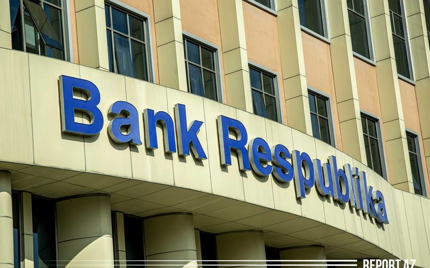 """""""Bank Respublika""""ya yeni səhmdar gəlib"""