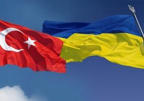 Ukrayna və Türkiyə Azad Ticarət Zonasının yaradılması ilə bağlı işləri sürətləndirəcək
