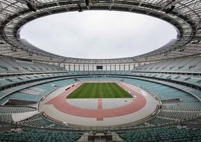 Qarabag-Basel game to be held at Baku Olympic Stadium