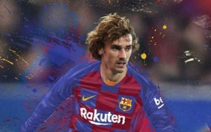 Barselona Qrizmannın transferini açıqlayıb - VİDEO