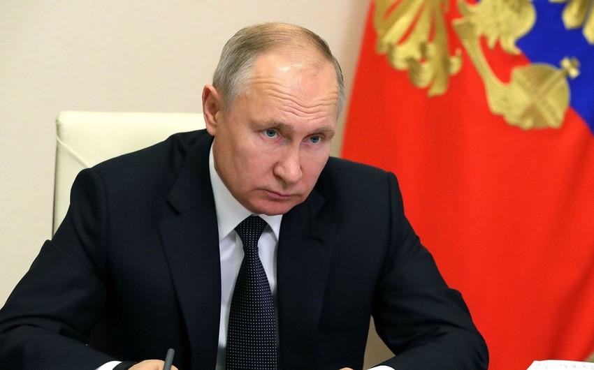 Putin öz xələfi haqqında danışıb