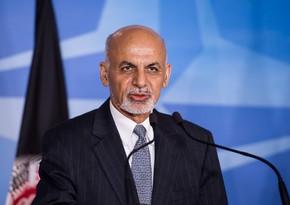 Президент Афганистана провел переговоры с главой Пентагона