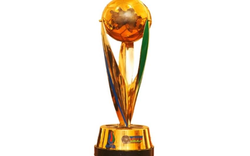 Futbol üzrə Azərbaycan Kubokunun 1/4 final mərhələsinin bütün iştirakçıları müəyyənləşib